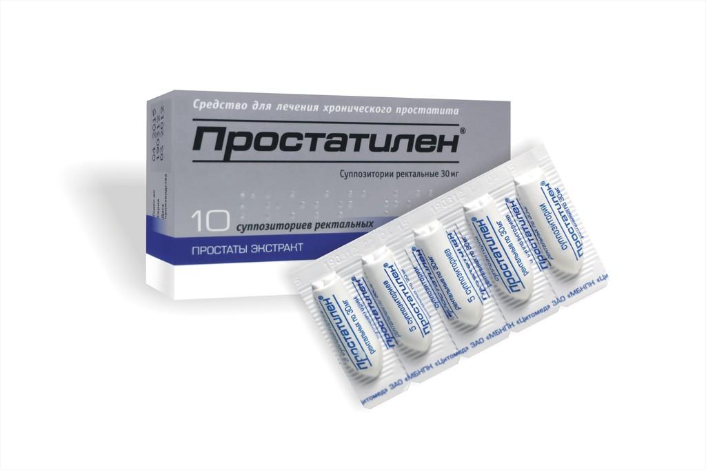 Vyrų prostatito tabletės, gydant ūmias ir lėtines ligos formas